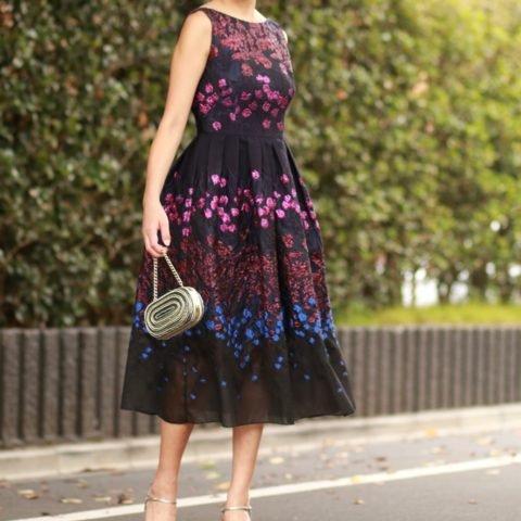 Lela Rose / 春のパーティーおススメドレス vol.2 <br>Dress for party in Spring.