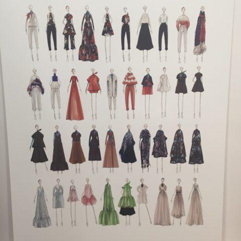 Paris ドレス・アクセサリー買付2016AW