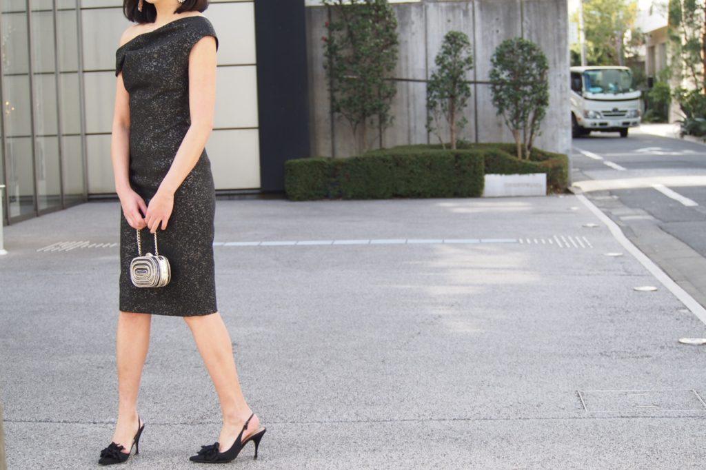 レンタルドレスならインポートのパーティードレスがおすすめ。Lela Rose(レラ・ローズ)のドレスは特にHAUTEでも人気。