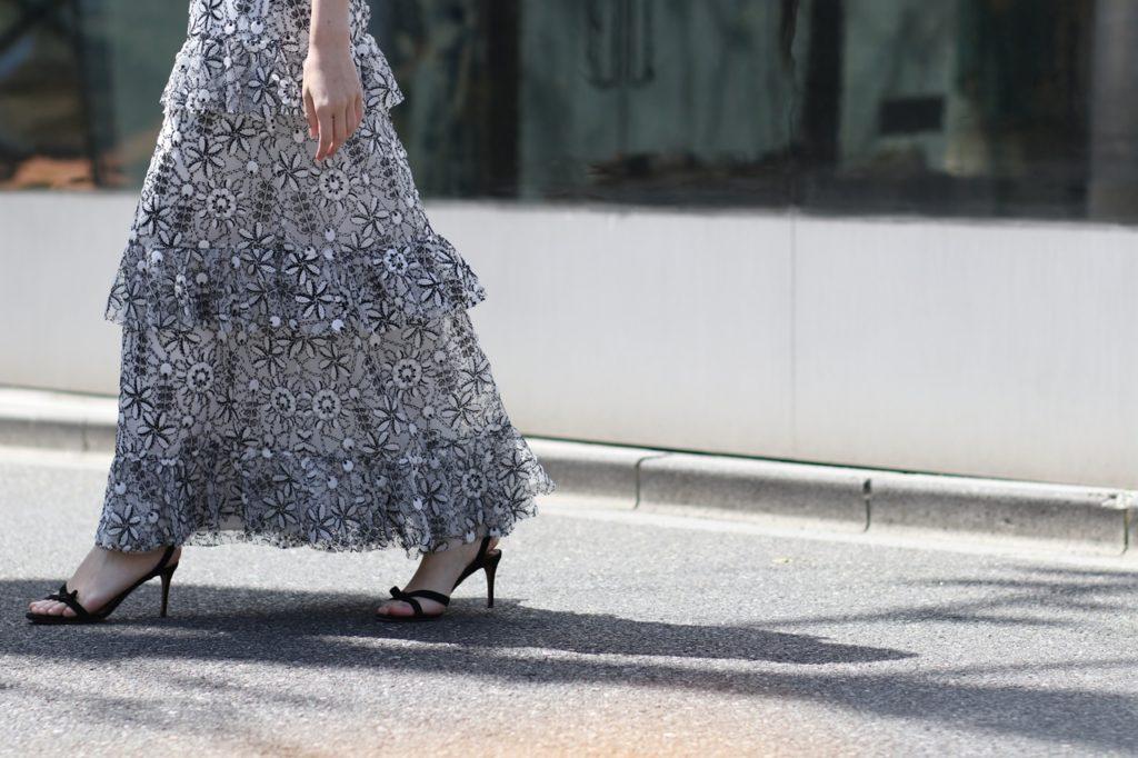 レンタルドレスならインポートのパーティードレスがおすすめ。ML Monique Lhuillier( エムエル・モニーク・ルイリエ)のドレスのドレスもHAUTEではかなり人気。