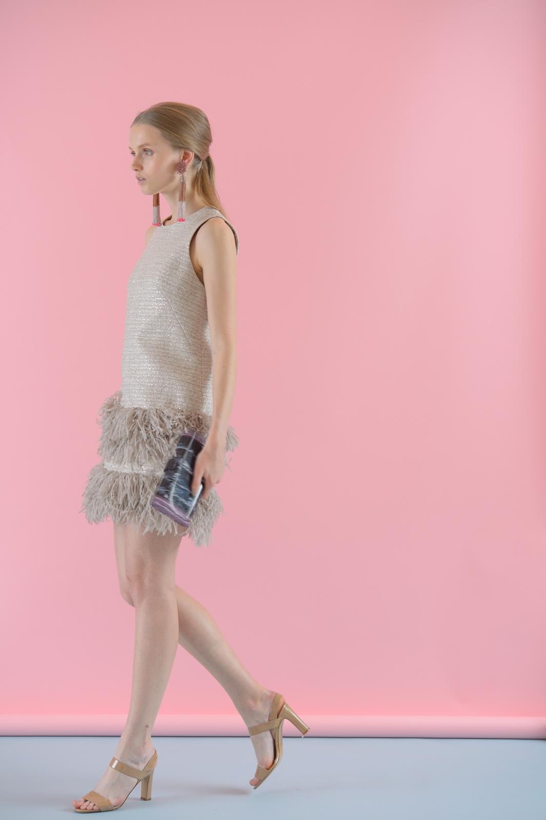 NYブランドのLela Rose(レラ・ローズ)のパーティードレスをレンタルするならHAUTE rent to runway。