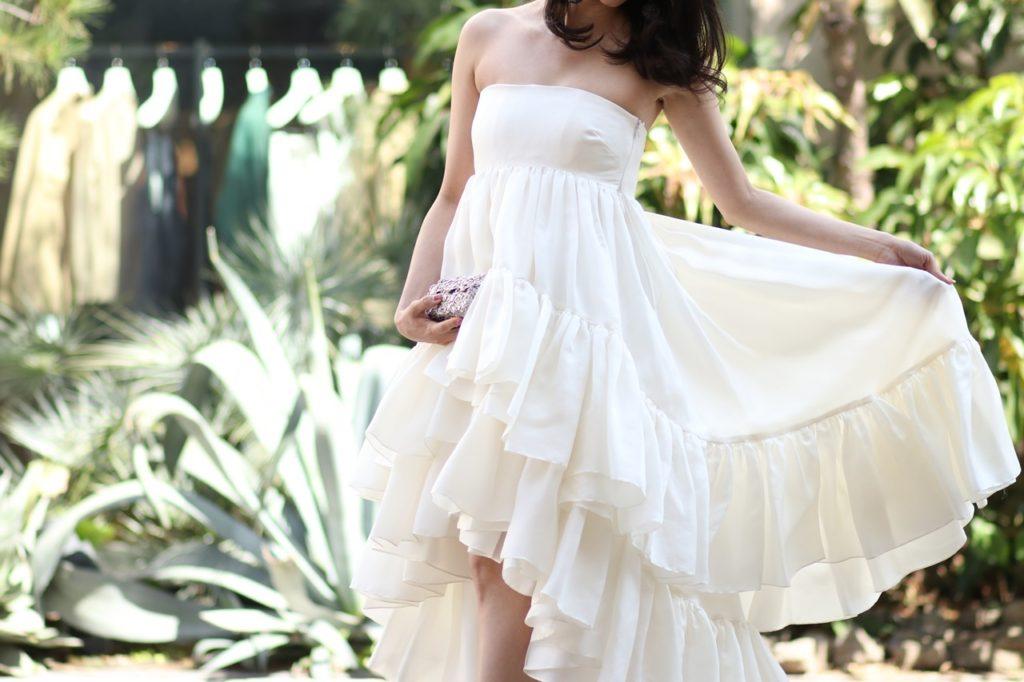 HOUGHTON(ホートン)のドレス/Cassideeは2次会ドレスでおすすめ