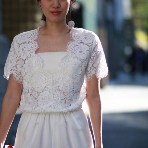 ドレスコードが『ホワイト』のホワイトパーティー