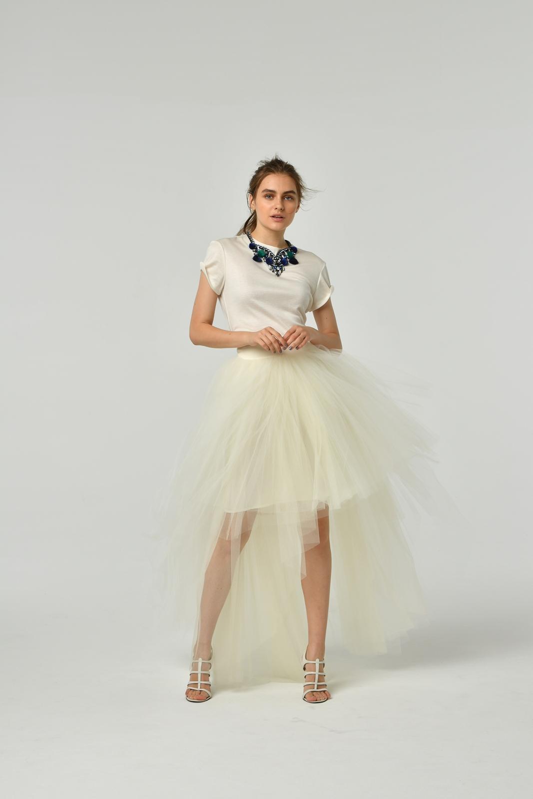 2次会ドレスはオシャレなインポートブランドのホートンがおすすめ。