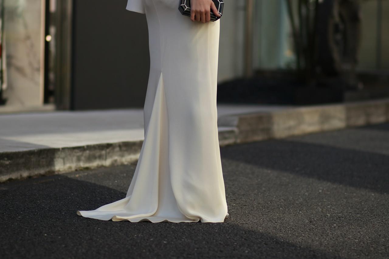 Nicole Miller(ニコール・ミラー)結婚式の2次会用ウエディングドレスにおすすめなおしゃれなインポートドレス