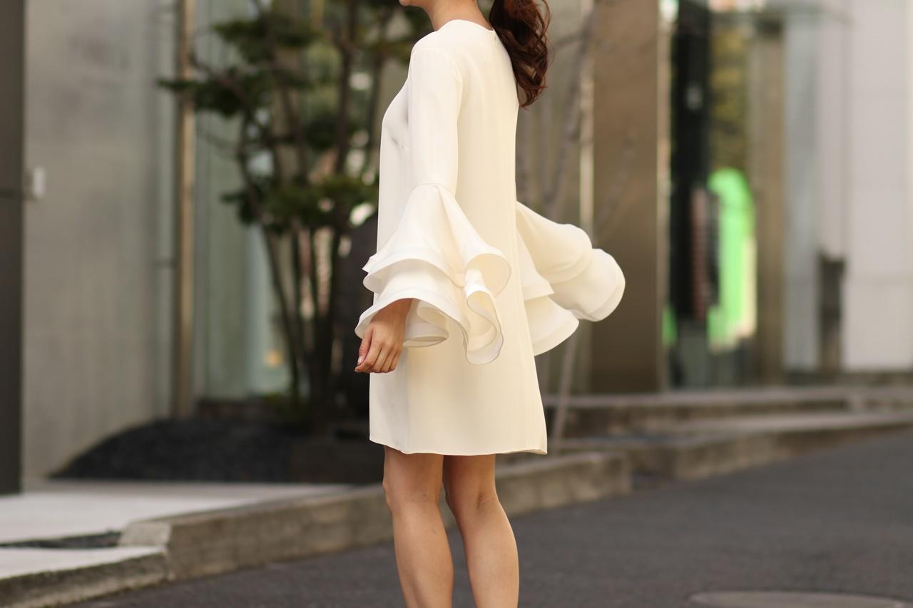 Houghton(ホートン)結婚式の2次会用ウエディングドレスにおすすめなおしゃれなインポートドレス