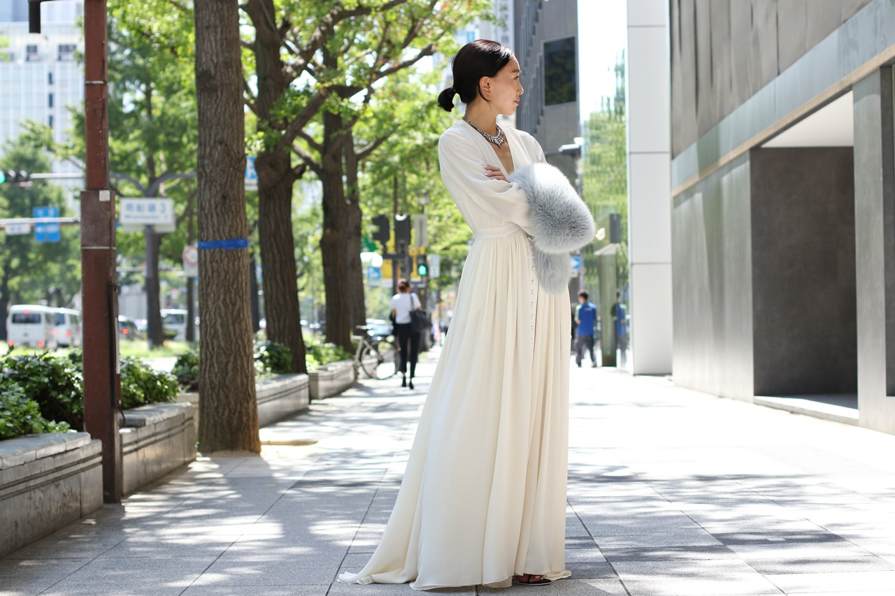 Houghton(ホートン)Galina(ガリナ)結婚式の2次会ドレスにおすすめなおしゃれなインポートドレス
