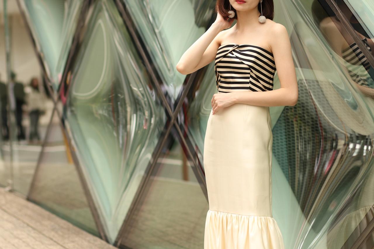 Katie Ermilio(ケイティ・エミリオ)結婚式の2次会用ウエディングドレスにおすすめなおしゃれなインポートドレス