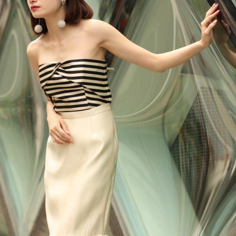 ドレスコードがイブニングドレスの結婚式やパーティー