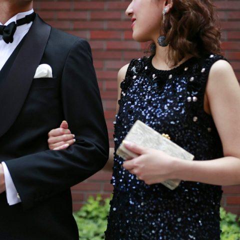 おしゃれな結婚式はゲストのドレスもおしゃれ